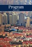 2327_Program_2013_2014_web_cover